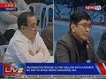 NTVL: Pagdinig ng Senado sa P60-M ad placement ng DOT sa Bitag Media Unlimited, Inc.