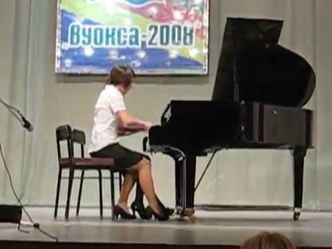 "Piano Duet: ""Dance of the Greek-slave"" Khachaturian / Хачатурян ""Танец грека раба"""