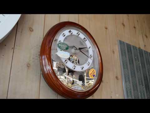 Ajanta bell clock