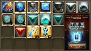 Drakensang Online #252: Q6 4Gold Rank 5 Items and Other Awesome Crafting Stuff