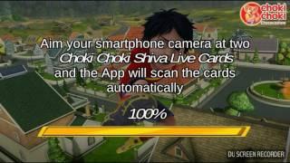 Shiva Live Cards