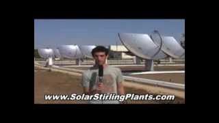 Solar Stirling Engine Plans For Free Energy At Home