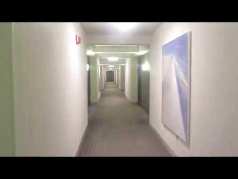 Room Tour At The Hyatt Regency Boston Harbor/ Plus Elevator Ride