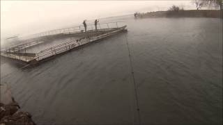 поездка на рыбалку в г Бурштын(рыбалка., 2014-02-17T12:01:23.000Z)