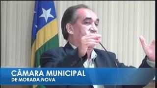 Marcos Viana em pronunciamento 24 03 2017