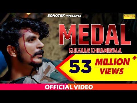 Gulzaar Chhaniwala : Medal  Full Song Video  : Latest Haryanvi Songs Haryanavi 2019  Sonotek