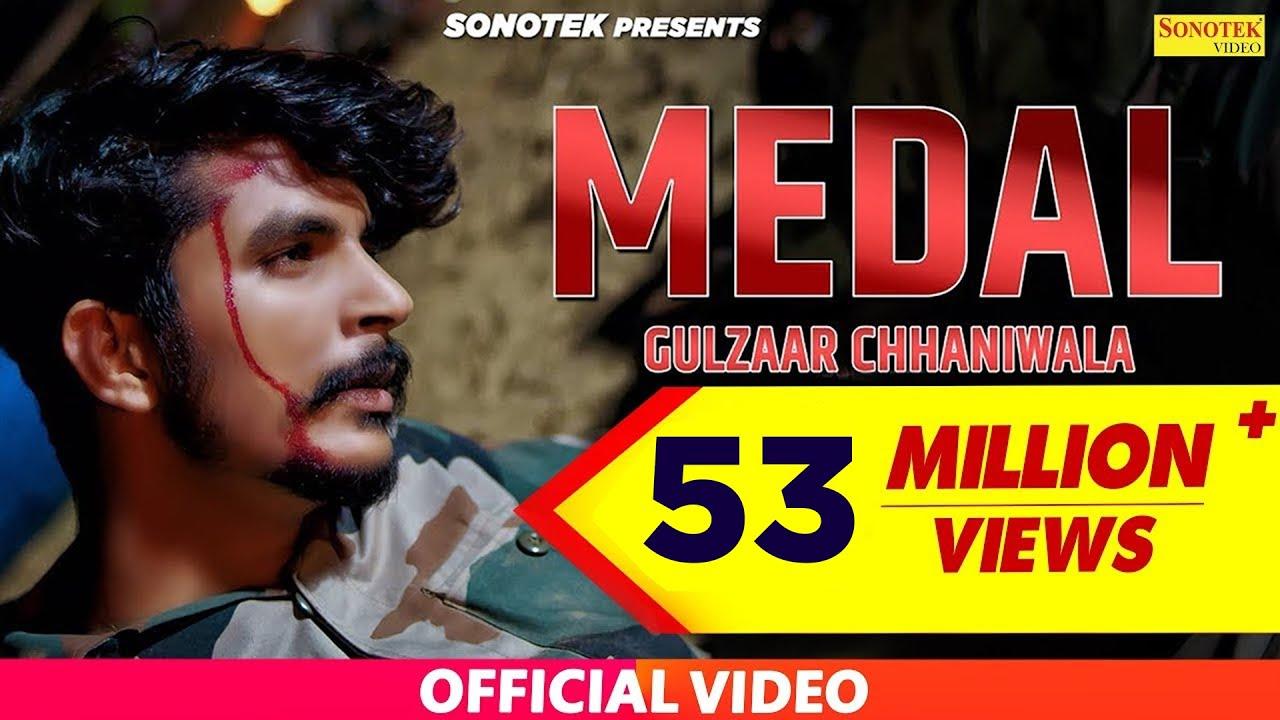 Download Gulzaar Chhaniwala : Medal ( Full Song Video ) : Latest Haryanvi songs Haryanavi 2019 | Sonotek