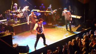 Jordan Knight, Jon Knight, Donnie Wahlberg - The Right Stuff (Live in NYC)