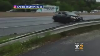 Driver Charged In Wrong-Way LIE Crash