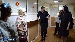 В ЕРЦ г. Горловки состоялось открытие дополнительных окон по обслуживанию населения