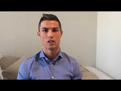 Cristiano Ronaldo's message to children of Syria - first time by a footbal player