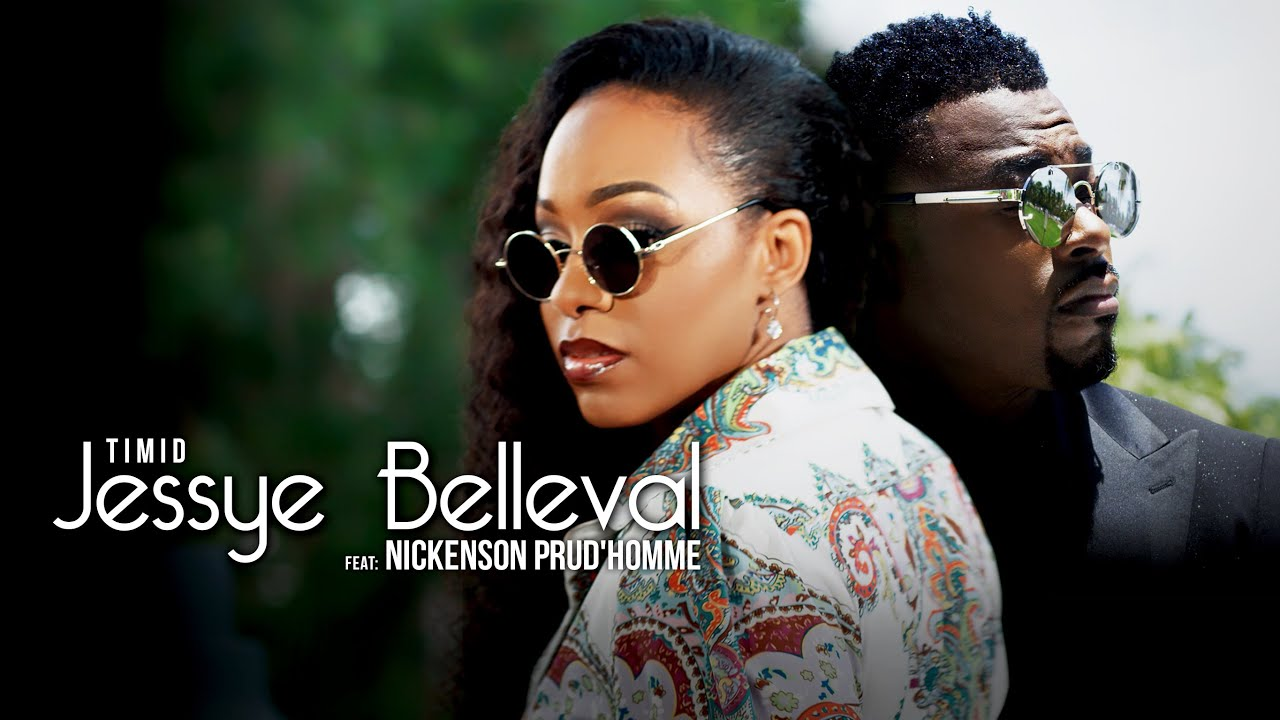 Download JESSYE BELLEVAL FEAT NICKENSON PRUD'HOMME   -  TIMID   ( official video )