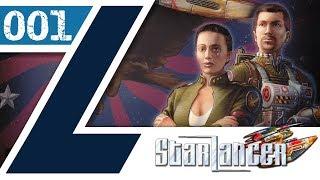 Willkommen im Krieg - StarLancer - Deutsch - #001