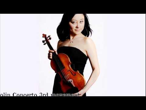 NOBUYA MONTA - Violin Concerto 3rd movement (World premiere)