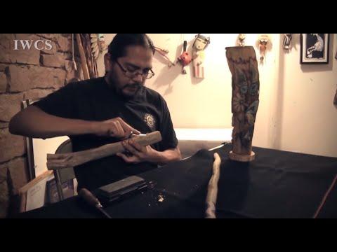 Kachina Carving