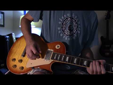 Driving Song (Lesson) - Jethro Tull