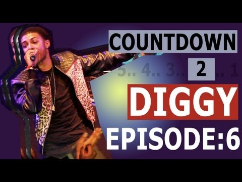 Diggy: Countdown to Diggy: Release Party in NYC [Episode 6/7]