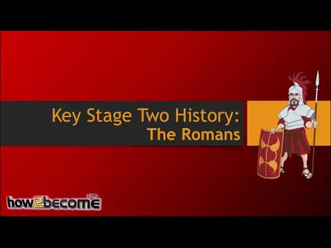 KS2 History: the Romans