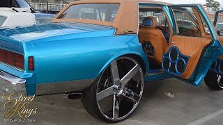 Caprice Brougham with a BAR on DUB Ballers