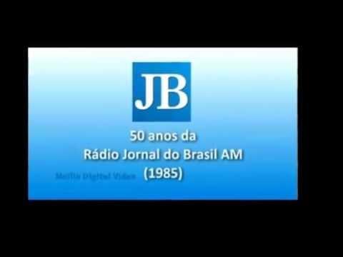 Vinhetas da saudosa Rádio Jornal do Brasil AM 940- RJ