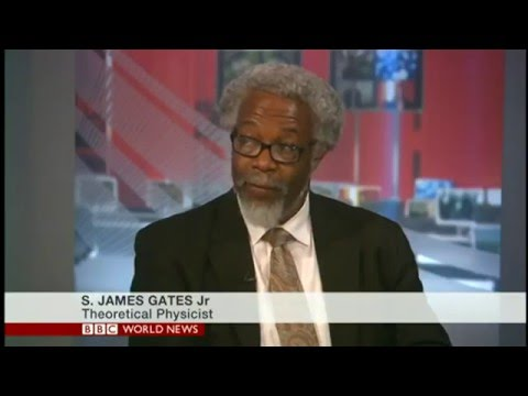 Detection of Gravitational Waves - Interview with UMD's Sylvester James Gates Jr.