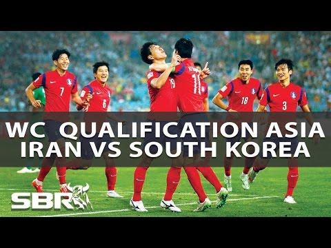 Iran vs South Korea 11/10/16   WC Qualifiers Asia   Predictions