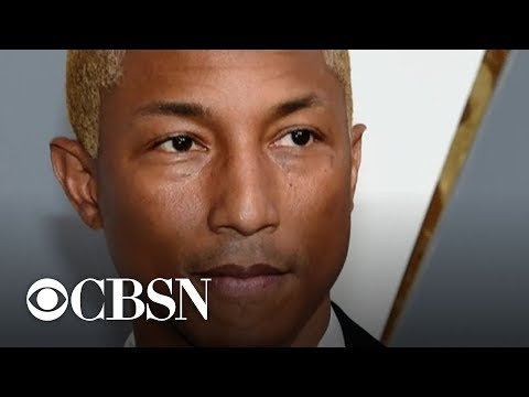 Pharrell Williams threatens to sue Trump over playing