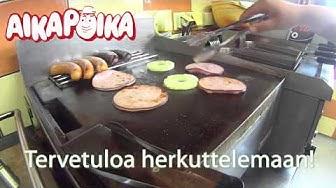 Grilli Kahvila Aikapoika
