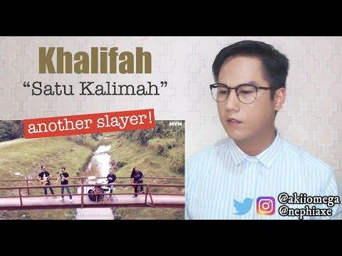 Khalifah - Satu Kalimah Official Music Video | REACTION