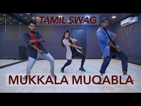 Muqabla - Street dancer 3D   Tamil swag   Tribute to prabhudeva   Vinatha ft. Dance hype   Chennai