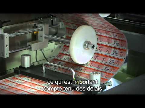 Sanofi - La production de l'ASAQ Winthrop® au Maroc