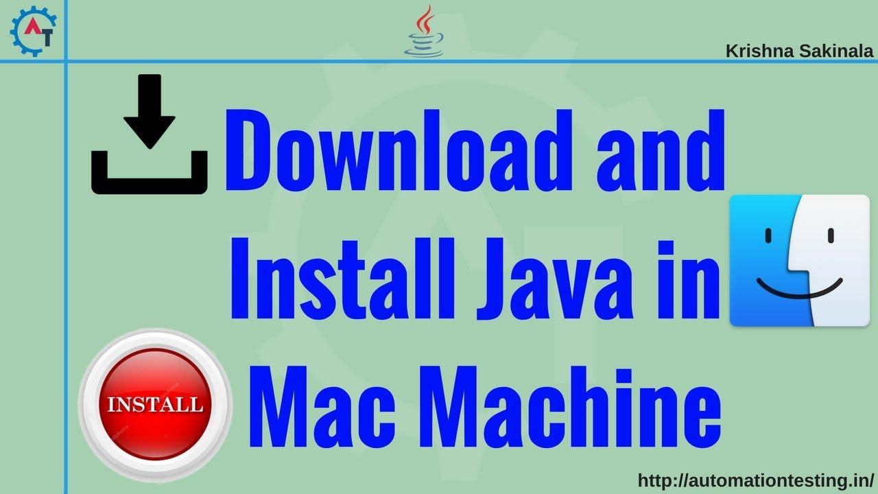 Download Jdk For Mac