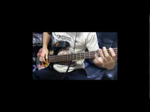 Bonin' In The Boneyard - Fishbone(Bass Cover)