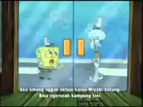spongebob versi batak karo gokil