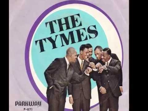 The Tymes  So Much In Love  1963 45rpm