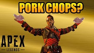 Why Is Mirage Obsessed With Pork Chops? | Apex Legends