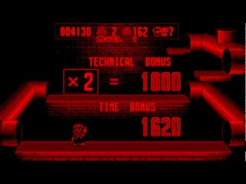 Mario Clash Game Sample - Virtual Boy