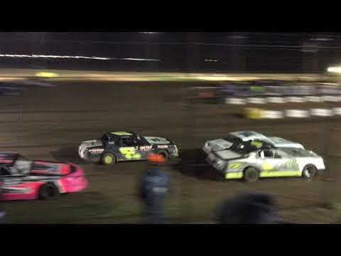 Colin Heim IMCA Stock Car Salina Speedway 4 19 19