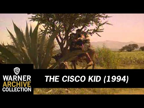 The Cisco Kid (Original Theatrical Trailer)