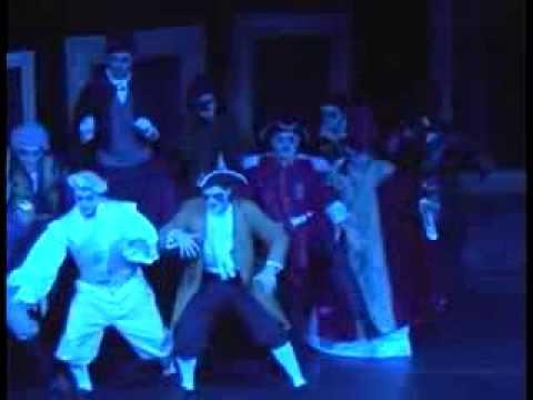 Ruddigore- WHEN THE NIGHT WIND HOWLS By Gilbert And Sullivan