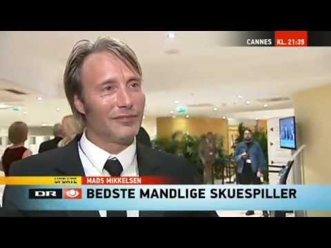 Mads Mikkelsen- Danish Jagten/The Hunt Interview