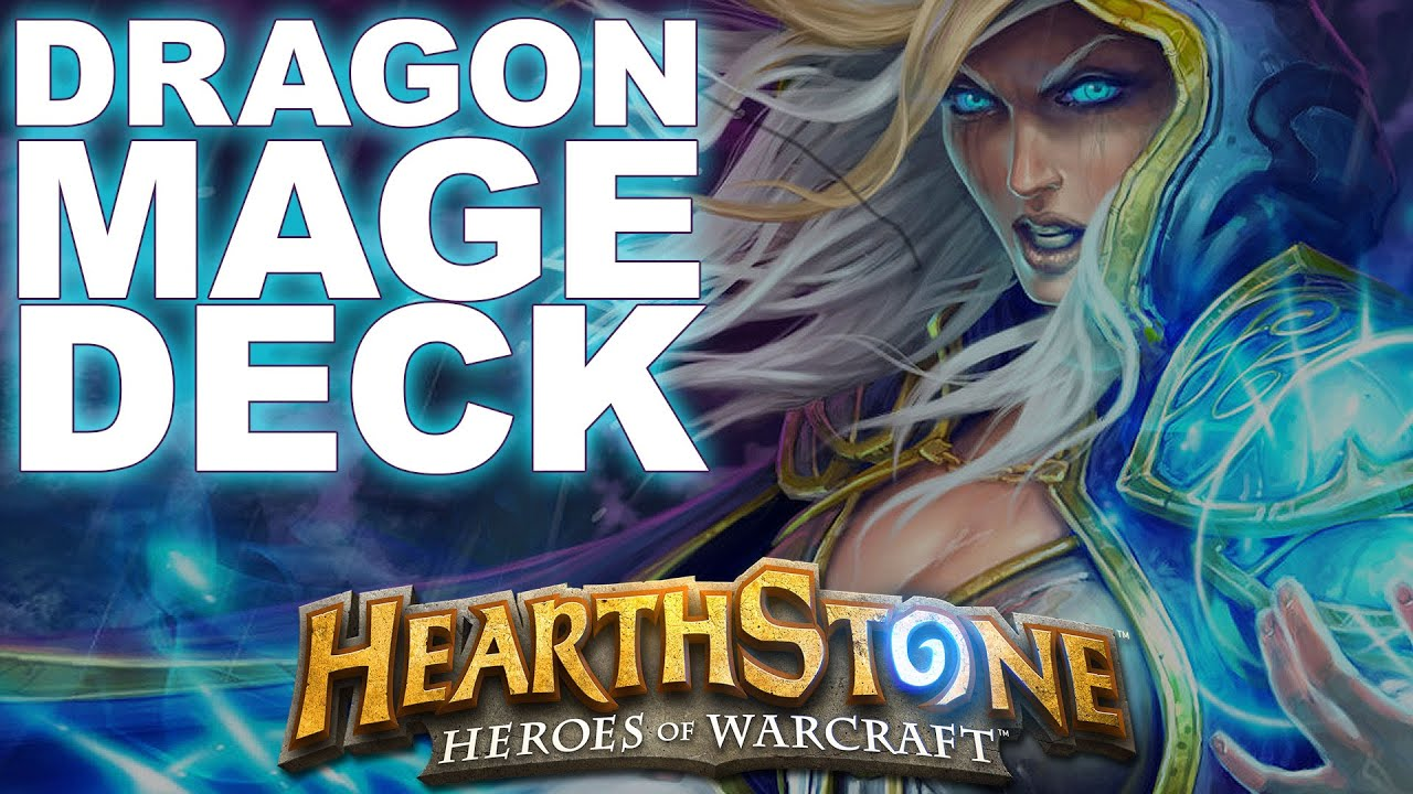 how to make a mage deck in hearthstone