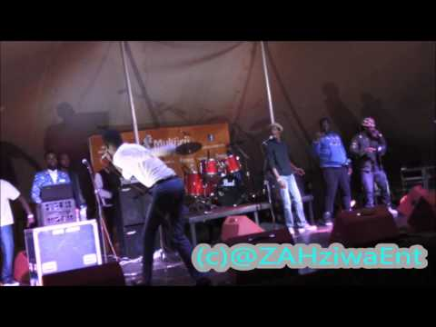JAH Signal Unity in Africa Music Festival  Live Performance PtII Cape Town