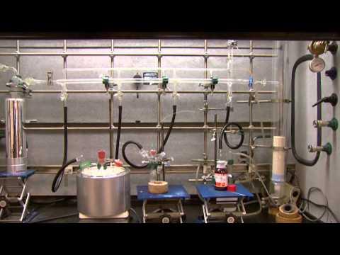 Handling Pyrophoric Materials