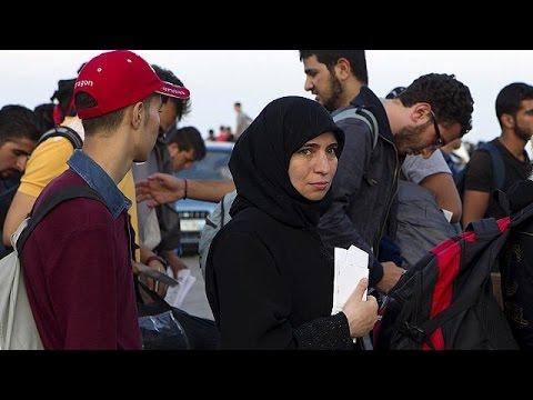 يورو نيوز: اللاجئون الى الإتحاد الاوروبي لأسباب إقتصادية عليهم العودة الى بلدانهم.