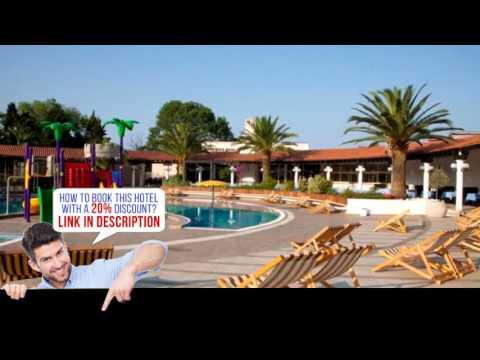 Hotel Slovenska Plaža Lux, Budva, Montenegro HD review