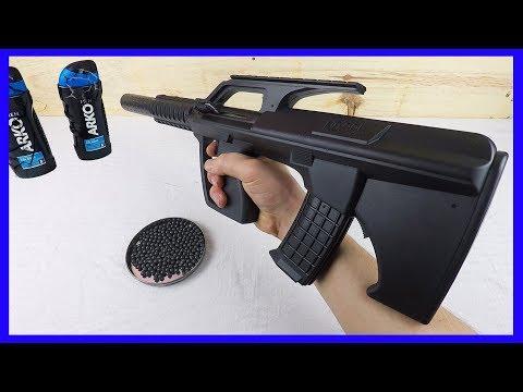 Aug Boncuk Atan Tüfek Şişeyi Parçaladı!!! - Efsane Silahlar - Sam's Toys