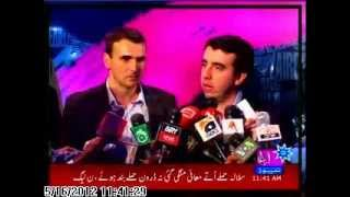 Nokia Global Launch event at Pakistan - Apna Channel.avi