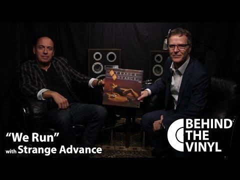 Behind The Vinyl: We Run with Strange Advance