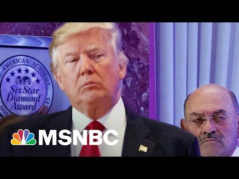 Trump Trouble: 'Heavy Hitter' Trump Org Exec Testifies In Criminal Probe